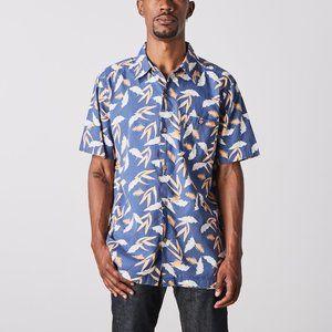 Kahuna Bay Hibiscus All Over Print Shirt